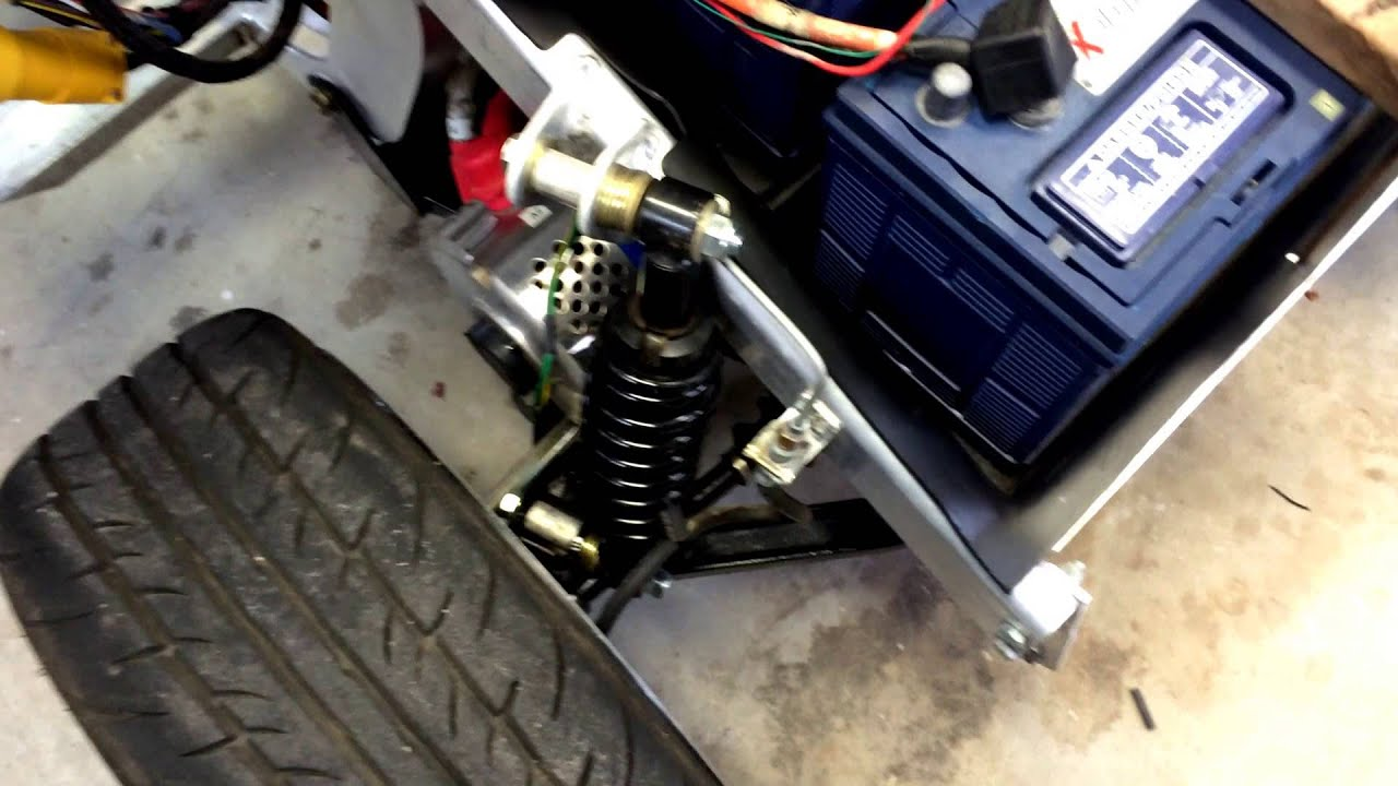 Gem Car Shock Upgrade Youtube