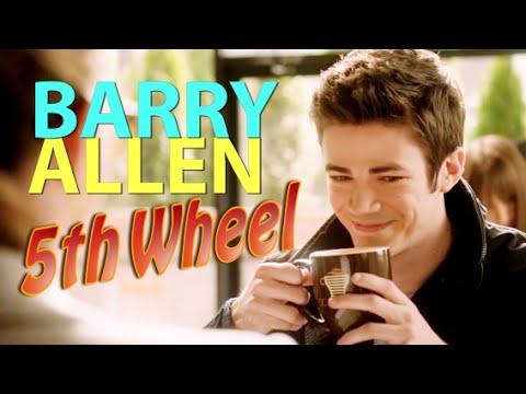 Barry Allen, 5th Wheel (HUMOR)