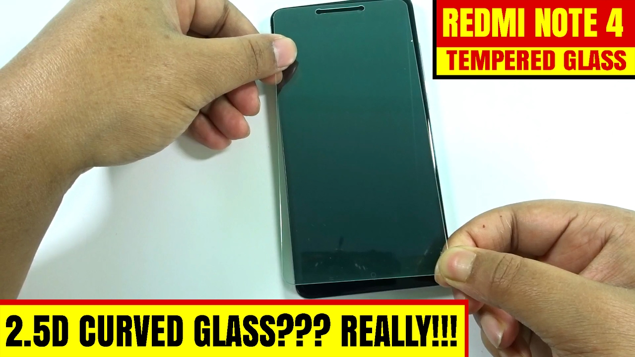 25d Curved Tempered Glass For Redmi Note 4 Review Gone Wrong 5d Full Cover New 2018 Xiaomi 5 Plus