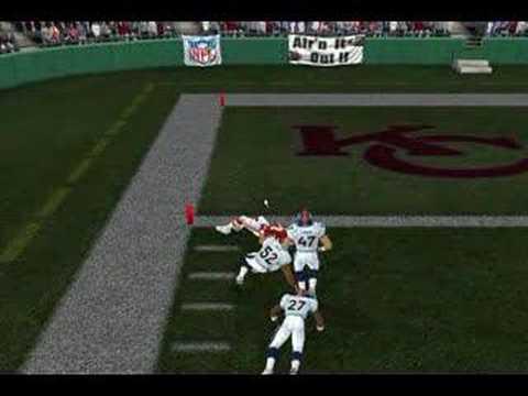 Broncos @ Chiefs (Regular Season Week 12)