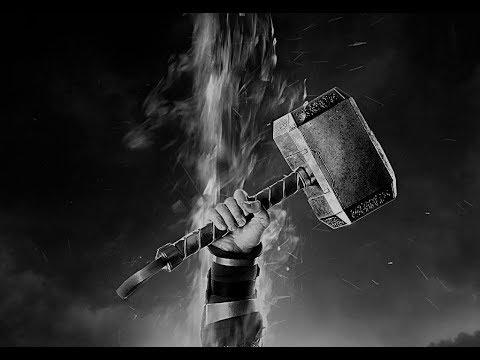 Moi3d Martello di Thor Timelapse