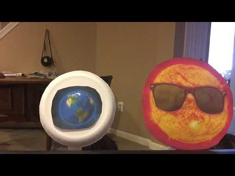 Sun and Earth Project - Haha