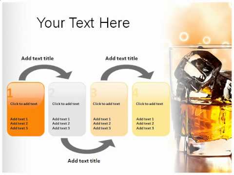 Alcohol Powerpoint Ppt Template Youtube