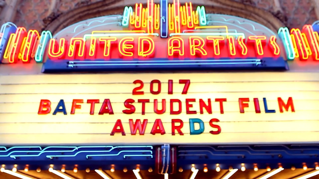BAFTA Student Film Awards Trailer - YouTube