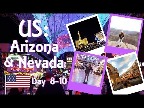 US - Nevada & Arizona | Day 8-10