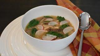 Miso Soup Vegan Recipe