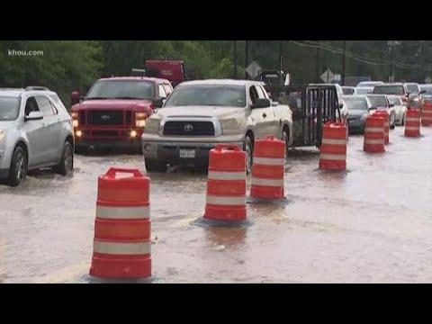 Your photos: Hail, heavy winds and rain pound the Austin area