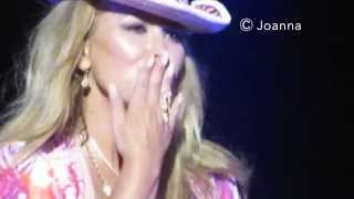 Anastacia - Cowboys And Kisses - Witten/Bochum, Zeltfestival Ruhr, 21.08.2015