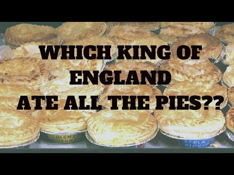 The sheer gluttony of King George IV
