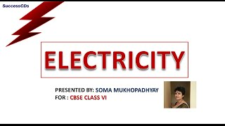 Electricity - CBSE NCERT  Class 6 Science lesson