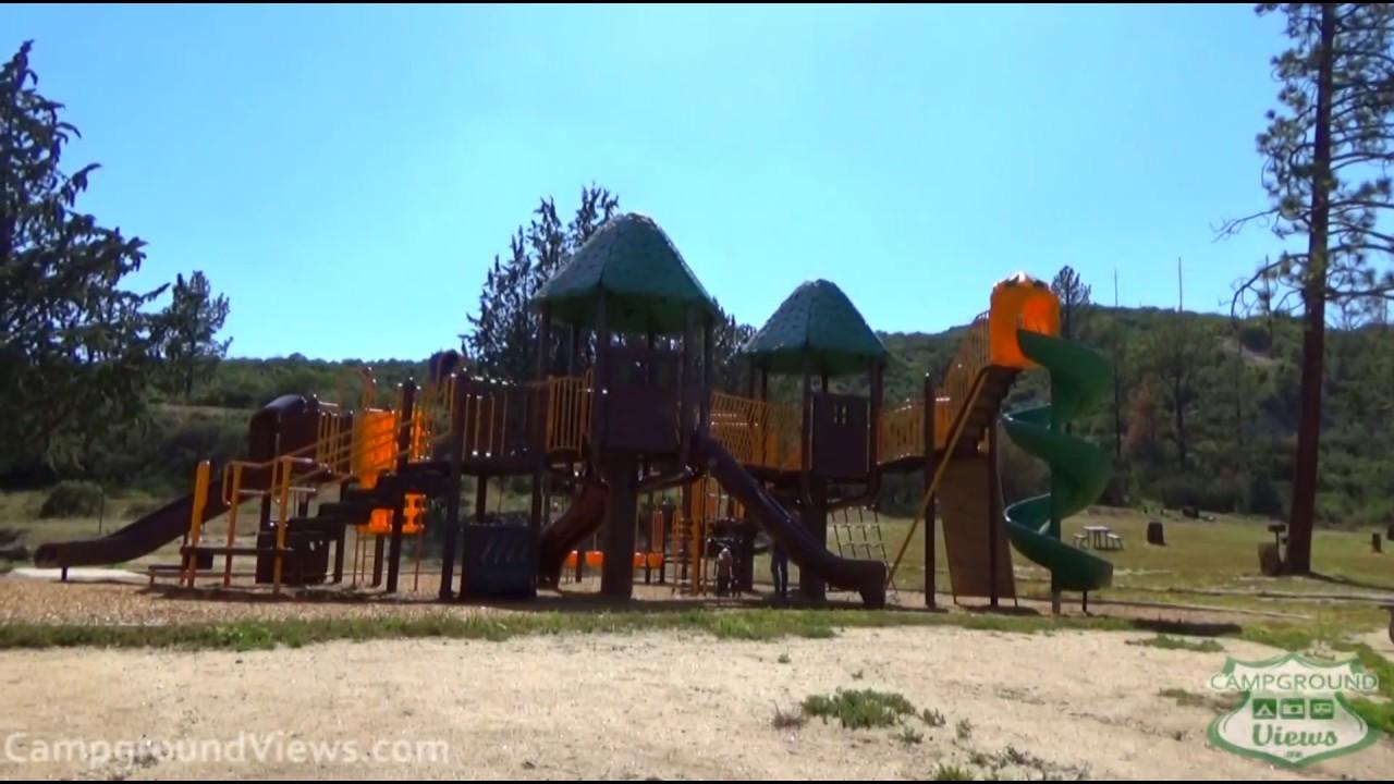 Hurkey Creek Park Campground Mountain Center California Ca