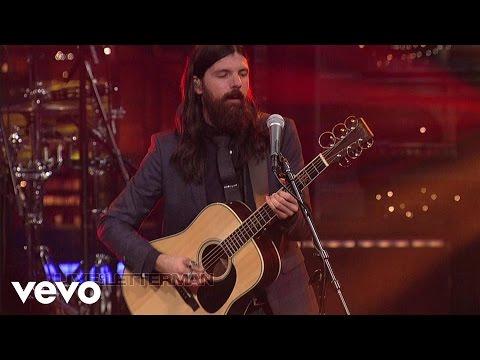 The Avett Brothers - Morning Song (Live on Letterman)