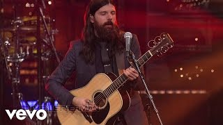 The Avett Brothers - Morning Song (Live on Letterman)