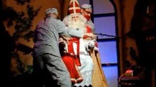 Sinterklaas Journaal Politiebericht boeven Arie Kanarie ontsnapt show voorstelling Hoftheater Raalte