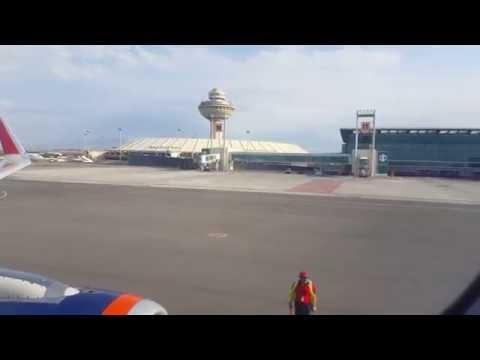 Take Off From Zvartnots Airport, Yerevan      Вылет из аэропорта Звартноц, Ереван