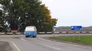Škoda 706RTO 196-91 АА(Перегон из Днепродзержинска в Киев. Решетиловка (Полтавская обл.), объездная дорога 05.10.13., 2013-10-05T18:27:54.000Z)