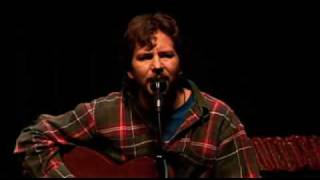 Watch Eddie Vedder Dont Be Shy video