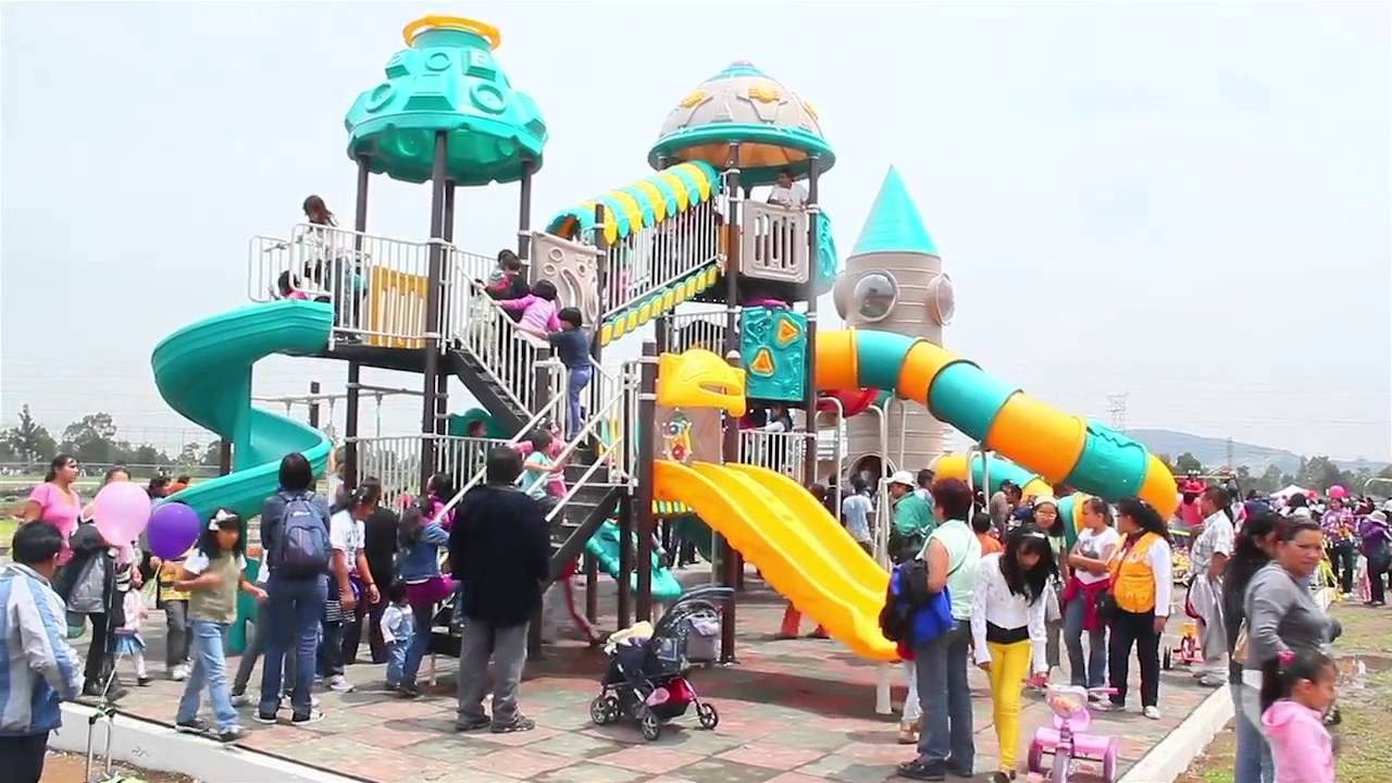 Juegos Infantiles para Parques  YouTube