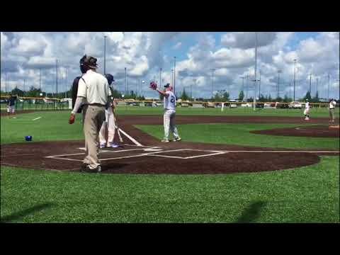 Bryan Garcia / 2018 / Catcher / Avant Garde Academy High School Kissimmee, Florida