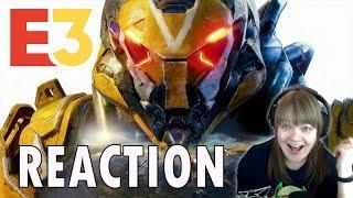 Anthem Full Reveal Presentation REACTION (EA Play E3 2018)