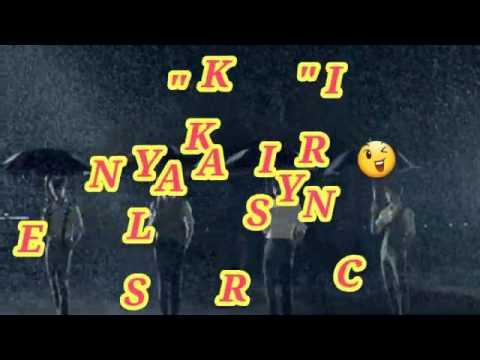 KNK RAIN EASY LYRICS