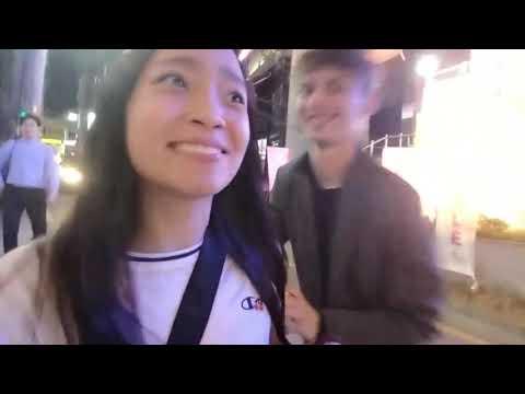 Girl Streamer Gets Kissed By Drunk Stranger 💋😘😲