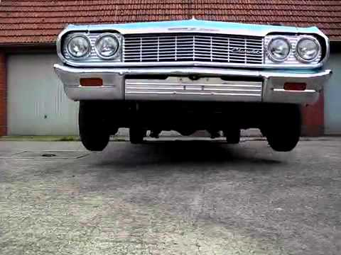 "1963 low rider Chevy Impala ""The Love Machine"" - YouTube |Impala Hydraulics"