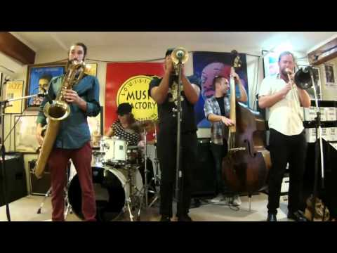 BILLIE DAVIES & The Bad Boyzzzz Live At The Lousiana Music Factory