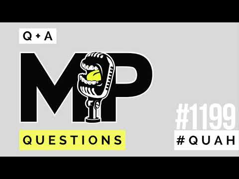 Mind Pump Episode #1199 | Butt Wink When Squatting, Getting Back Into Fitness, Bulking Tips, & MORE