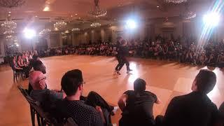 West Coast Swing Dance | Joel Torgeson + Jen Ferreira | Allstar J&J - Summer Hummer 2019