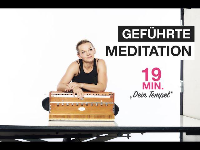 Geführte Meditation 19 min.| Pausenfüller, Erholung, Innehalten, Lösen & Loslassen | Yin Yang Yoga
