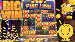 💵 How many FREE GAMES?! 🤗Great Win! Ultimate Fire Link Slot Machine @ Resorts World Casino NYC