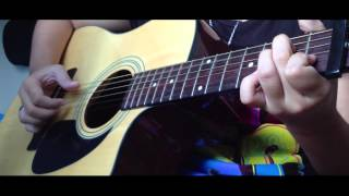 When I Was Your Man - Bruno Mars (Fingerstyle Guitar Cover) + TABS