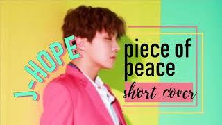 BTS J-Hope - P.O.P. / Piece of Peace (Short Cover)