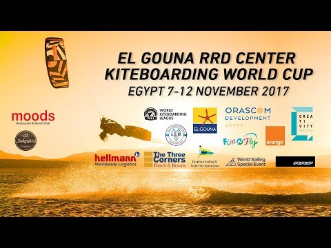 The 2017 El Gouna RRD Center Kiteboarding World Cup - Highlights