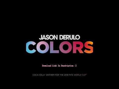 Jason Derulo - Colors Download (Free mp3) Lyrics