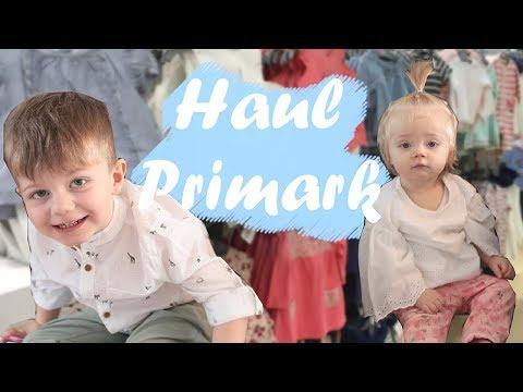 HAUL FAMILLE PRIMARK - MUM & BABY