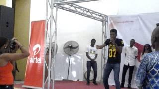 Airtel one mic Lasu ( Richie )