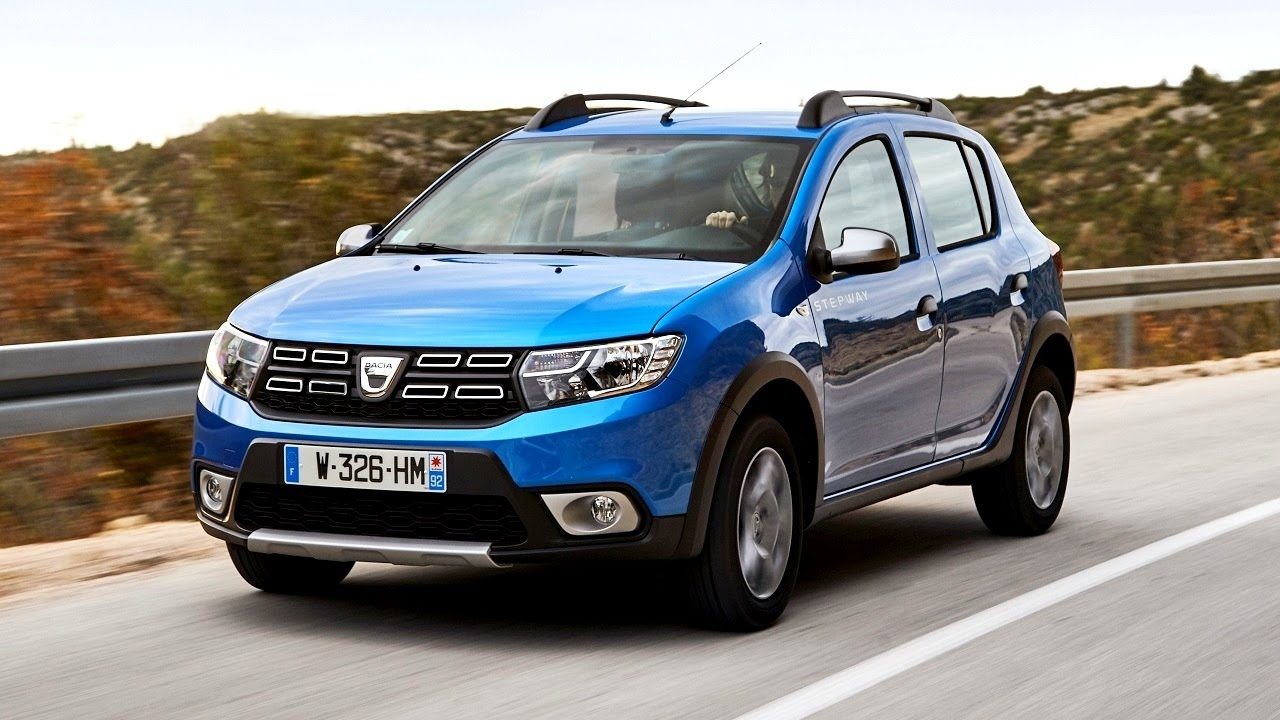 new dacia sandero stepway driving footage 2016 youtube. Black Bedroom Furniture Sets. Home Design Ideas