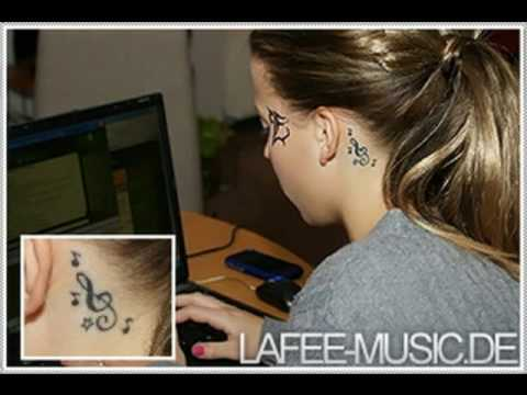 lafee blue tattoo youtube. Black Bedroom Furniture Sets. Home Design Ideas