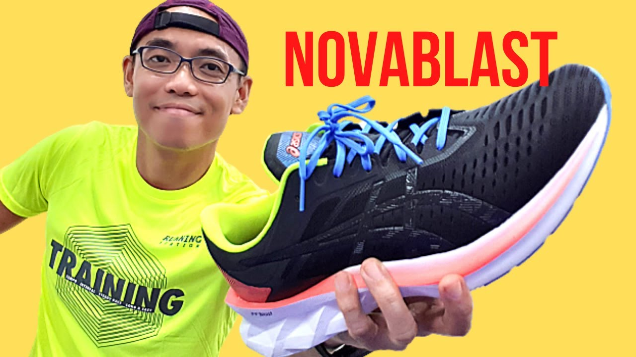 ASICS NOVABLAST REVIEW - Suitable for Overpronation Runners?