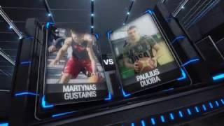 TOPsport Ghetto King 1x1: Martynas Gustainis vs Paulius Duoba