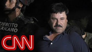See how 'El Chapo' escaped prison through a tunnel