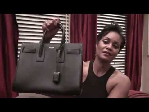 yves st. laurent purses - New Bag Purchase ! Saint Laurent Paris Small Sac De Jour Reveal ...
