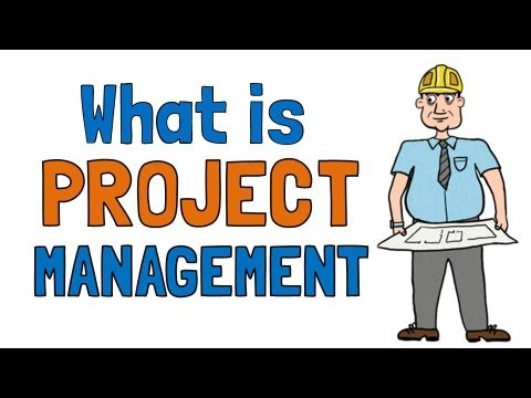 What is Project Management? Training Video