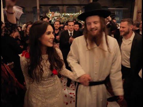 DJ Roy Baron - Wedding Of Leeann Evron & Zach Goldschmiedt Highlights