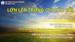 HTTL AN PHÚ - Chương Trình Thờ Phượng Chúa - 29/08/2021