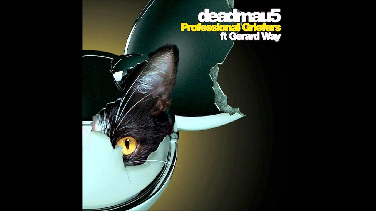 Deadmau5 feat. Gerard Way - Professional Griefers (Vocal ...