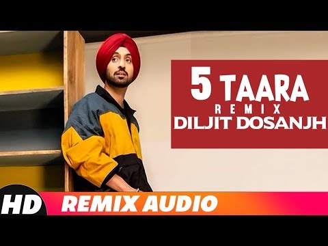 5 Taara (Audio Remix) | Diljit Dosanjh | Latest Remix Songs 2018 | Speed Records