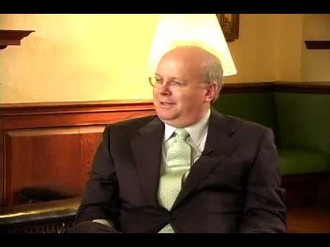 Karl Rove Interview (On Harvard Time Special Edition)
